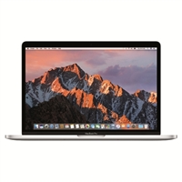 "Apple MacBook Pro with Touch Bar MNQG2LL/A 13.3"" Laptop Computer - Silver"