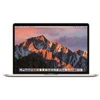 "Apple MacBook Pro with Touch Bar MLW82LL/A 15.4"" Laptop Computer - Silver"