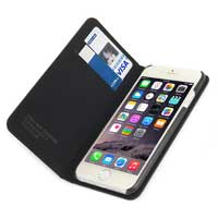 Tucano USA Filo Booklet Case for iPhone 7 - Black