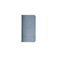 Tucano USA Filo Booklet Case for iPhone 7 Plus - Blue