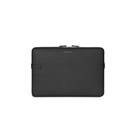 "Tucano USA Velvet Second Skin Sleeve for MacBook Pro 13"" with Retina Display - Black"