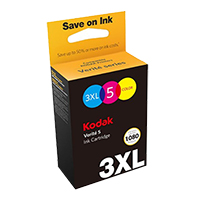 Kodak Verite 5 3XL Color Ink Cartridge