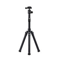 MeFOTO BackPacker Air Travel Tripod Kit - Black
