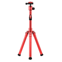 MeFOTO BackPacker Air Travel Tripod Red