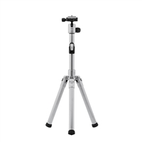 MeFOTO BackPacker Air Travel Tripod Kit Titanium