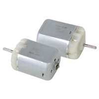 MCM Electronics Compact 12VDC Hobby Motor 12,500 RPM