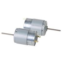 MCM Electronics 24VDC Hobby Motor 8,600 RPM - 8 ~ 35VDC