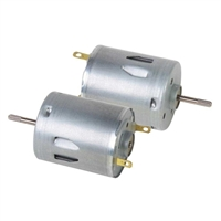 MCM Electronics 18VDC Hobby Motor 10,000 RPM - 9 ~ 24VDC