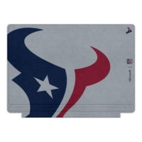 Microsoft Press NFL Edition Type Cover for Surface Pro 4 - Houston Texas