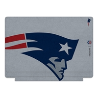 Microsoft Press NFL Edition Type Cover for Surface Pro 4 - New England Patriots