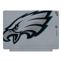 Microsoft Press NFL Edition Type Cover for Surface Pro 4 - Philadelphia Eagles