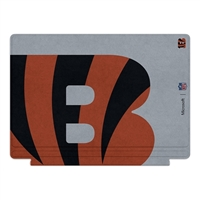 Microsoft Press NFL Edition Type Cover for Surface Pro 4 - Cincinnati Bengals