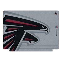 Microsoft Press NFL Edition Type Cover for Surface Pro 4 - Atlanta Falcons