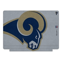 Microsoft Press NFL Edition Type Cover for Surface Pro 4 - Los Angeles Rams
