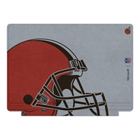 Microsoft Press NFL Edition Type Cover for Surface Pro 4 - Cleveland Browns