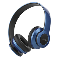 Jam Audio Transit (Refurbished) Bluetooth Headphones - Blue