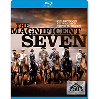 Columbia Tristar The Magnificent Seven Blu-Ray