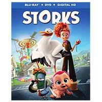 Warner Storks Blu-Ray