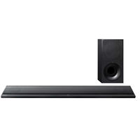 Sony 2.1 Channel Ultraslim Bluetooth Soundbar w/ Wireless Subwoofer