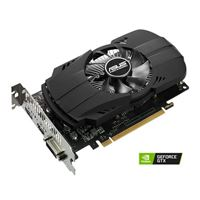 ASUS Phoenix GeForce GTX 1050 Ti Single-Fan 4GB GDDR5 PCIe Video Card