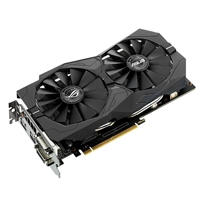 Photo - ASUS GeForce GTX 1050 Ti Overclocked 4GB STRIX Gaming Video Card