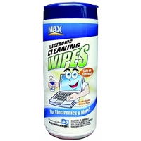 Blow Off Cleaning Wipes 40ct