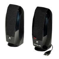 Logitech (Refurbished) S150 2.0 Channel Digital USB Speaker System