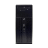 HP 6200 Pro Desktop Computer Off Lease Refurbished
