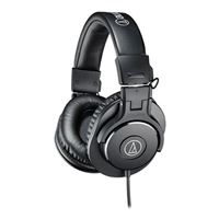 Audio-Technica ATH-M30x Professional Monitor Headphones - Black