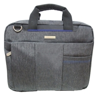 "Eco Style Tech Lite Topload Case Fits up to 14.1"" - Gray"
