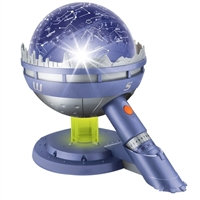 Uncle Milton In My Room Star Theater Tabletop Planetarium Light Projector