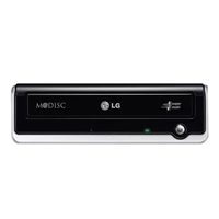 LG 24x Super Multi External DVD Re-Writer with M-Disk Support