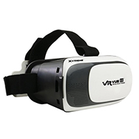 "Xtreme Cables Vue II Virtual Reality Viewer for Phones 3.5"" to 6"""