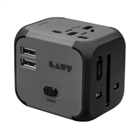 Laut World Travel Adapter