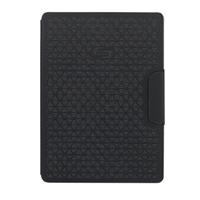 SOLO Vector Slim Case for iPad Air - Black