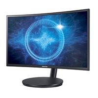 "Samsung C24FG70 23.5"" VA Curved Gaming LED Monitor"