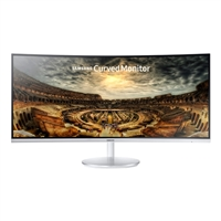 "Samsung C34F791 34"" UW-QHD 100Hz HDMI DP FreeSync Curved Gaming LED Monitor"