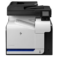 HP LaserJet Pro 500 Color MFP M570dn Printer