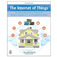 McGraw-Hill Internet of Things: Do-It-Yourself at Home Projects for Arduino, Raspberry Pi and BeagleBone Black, 1st Edition