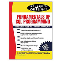 McGraw-Hill Schaum's Outline of Fundamentals of SQL Programming