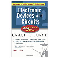 McGraw-Hill Schaum's Easy Outline of Electronic Devices and Circuits, 1st Edition