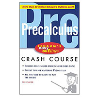 McGraw-Hill SCHAUMS PRECALCULUS
