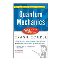 McGraw-Hill SCHAUMS QUANTUM MECHANICS