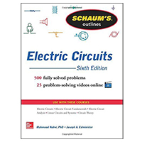 McGraw-Hill Schaum's Outline of Electric Circuits, 6th edition
