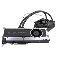 EVGA GeForce GTX 1070 GAMING Video Card w/ HYBRID Cooling