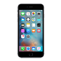 Apple iPhone 6s Plus Unlocked Smartphone (Refurbished)