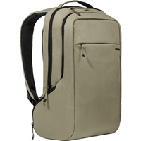"""InCase Icon Slim Backpack For MacBook Pro 15"""" - Moss Green/Black"""