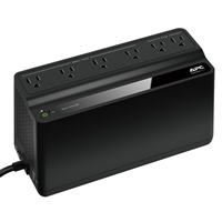 APC Back-UPS 425VA 255W 6-Outlets w/ 5 ft. Cord