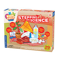 Thames And Kosmos Kids First Stepping into Science