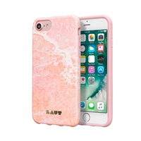 Laut Huex Elements Case for iPhone 7 - Marble Pink